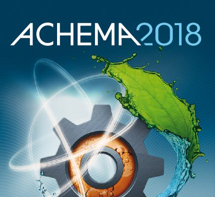 ACHEMA 2018 exhibition